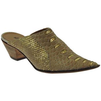 Schuhe Damen Pantoletten / Clogs Alternativa SaboTexanoSpampaCoccosabot