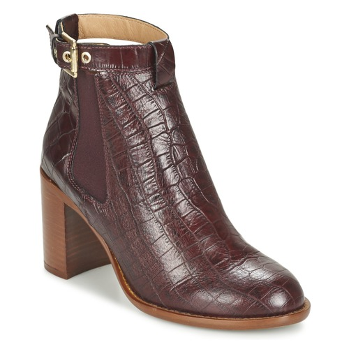 KG by Kurt Geiger SEBASTIEN Bordeaux  Schuhe Low Boots Damen 143,20