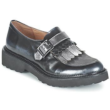 Schuhe Damen Slipper Mam'Zelle ROSELI Zinn