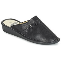 Schuhe Damen Hausschuhe DIM CLUBA Schwarz