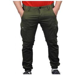 Kleidung Herren Jogginghosen Jack & Jones Paul Militare Polsino hose