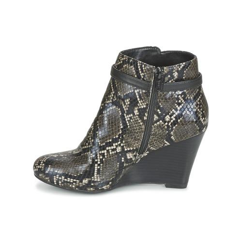 Lotus AIKEN Grau  Schuhe Low Boots Boots Boots Damen 67,99 fe6df5