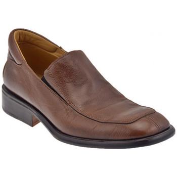 Schuhe Herren Richelieu Bocci 1926 Schlüpfenrichelieu Braun
