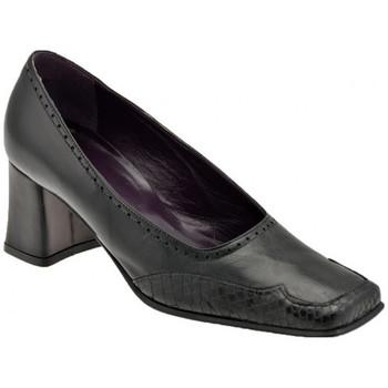 Schuhe Damen Pumps Bocci 1926 60NeckHeelCourtSchuhistplateauschuhe Schwarz