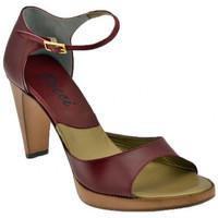 Schuhe Damen Sandalen / Sandaletten Bocci 1926 StrapHeel90sandale Rot