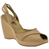 Schuhe Damen Sandalen / Sandaletten Bocci 1926 Prüft Strap Wedge 90 sandale