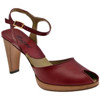 Schuhe Damen Sandalen / Sandaletten Bocci 1926 Prüft Heel 90 sandale Rot