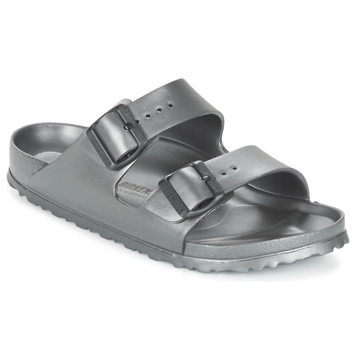 Birkenstock ARIZONA-EVA Grau - ! Kostenloser Versand bei Spartoode ! - - Schuhe Pantoffel Damen 31,99 € fa216d