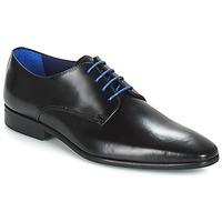 Schuhe Herren Derby-Schuhe Azzaro JORY Schwarz