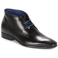 Schuhe Herren Boots Azzaro JAVOY Schwarz