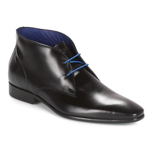 Azzaro JAVOY Schwarz  Schuhe Boots Herren 149