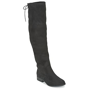 Schuhe Damen Kniestiefel Coolway BOPPY Schwarz