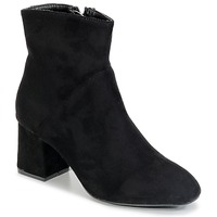 Schuhe Damen Low Boots Spot on ELOUNDI Schwarz