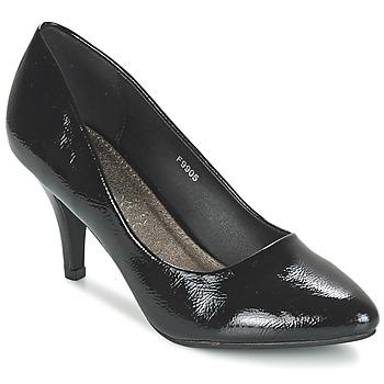Schuhe Damen Pumps Spot on MIENE Schwarz