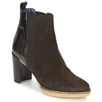Schuhe Damen Low Boots Spiral LUPE-1.3 Braun