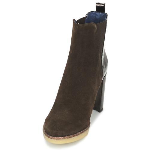 Spiral LUPE-1.3 Braun Boots  Schuhe Low Boots Braun Damen 103,20 ea2231