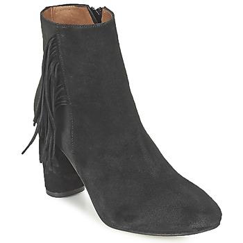 Schuhe Damen Low Boots Jonak DARDA Schwarz