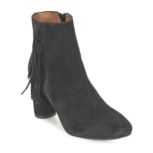 Jonak DARDA Schwarz  Schuhe Low Boots Damen 94,50