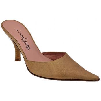 Schuhe Damen Pantoletten / Clogs Latitude Ährentragende Ferse 80 sabot