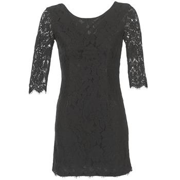 Kleidung Damen Kurze Kleider Betty London FLIZINE Schwarz