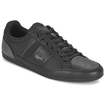 Schuhe Herren Sneaker Low Lacoste CHAYMON 316 1 Schwarz