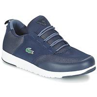 Schuhe Damen Sneaker Low Lacoste L.ight R 316 1 Blau