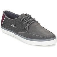 Schuhe Herren Bootsschuhe Lacoste SEVRIN 316 3 Grau