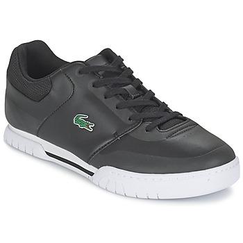 Schuhe Herren Sneaker Low Lacoste INDIANA EVO 316 1 Schwarz