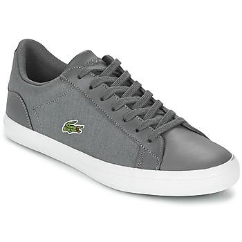 Schuhe Herren Sneaker Low Lacoste LEROND 316 1 Grau