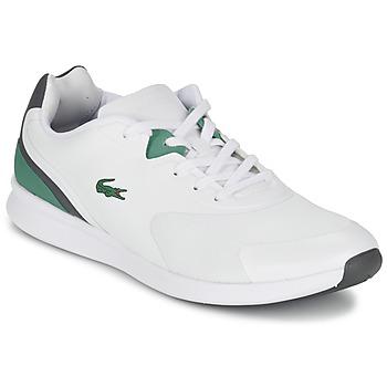 Schuhe Herren Sneaker Low Lacoste LTR.01 316 1 Weiss / Grün