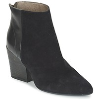 Schuhe Damen Low Boots Hudson MELI CALF Schwarz