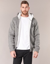 Kleidung Herren Pullover Schott DUNLIN Grau