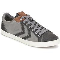Schuhe Sneaker Low Hummel DEUCE COURT WINTER Grau