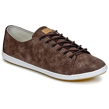 Schuhe Herren Sneaker Low Lafeyt BRAUWG PU Braun