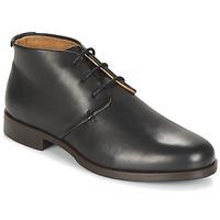 Schuhe Herren Boots M. Moustache EDMOND Schwarz