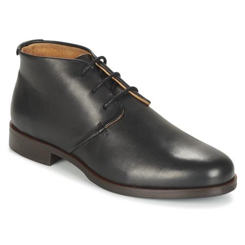 M. Moustache EDMOND Schwarz  Schuhe Boots Herren 119,20