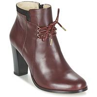 Schuhe Damen Ankle Boots M. Moustache EMMA Bordeaux / Schwarz