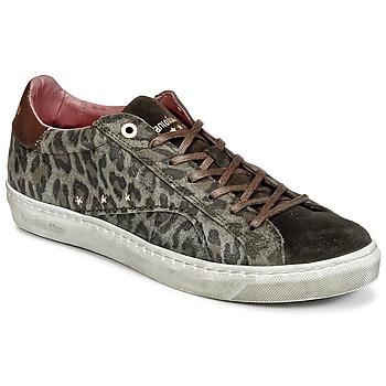 Schuhe Damen Sneaker Low Pantofola d'Oro GIANNA 2.0 FANCY LOW Leopard