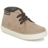 Sneaker High Victoria SAFARI SERRAJE KID