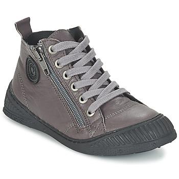 Schuhe Jungen Sneaker High Pataugas ROCKET/N Grau