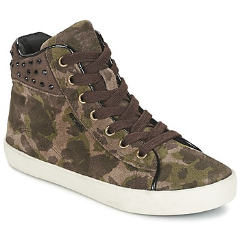 Sneaker High Geox KIWI GIRL