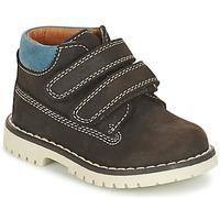 Schuhe Jungen Boots Pablosky ESBATIATE Braun