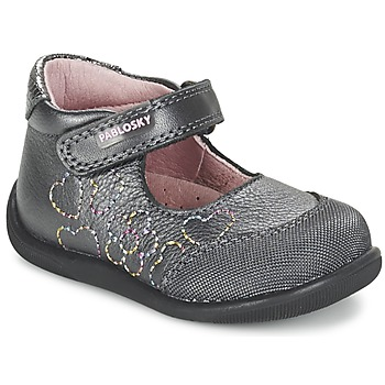 Schuhe Mädchen Ballerinas Pablosky JOUBEK Grau