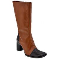 Schuhe Damen Klassische Stiefel Bocci 1926 Pechwork T.60 stiefel Braun