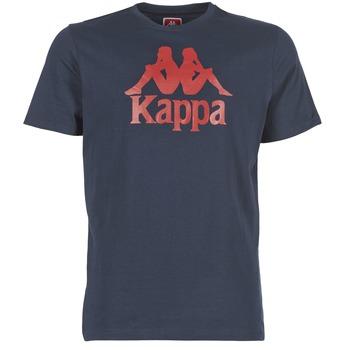 Kleidung Herren T-Shirts Kappa ESTESSI Marine