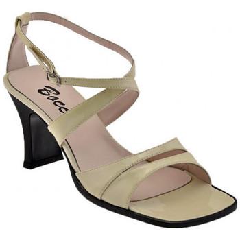 Schuhe Damen Sandalen / Sandaletten Bocci 1926 Banded T.70 sandale Weiss