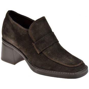 Schuhe Damen Slipper Bocci 1926 Copricavigliia T.50 mokassin halbschuhe Braun