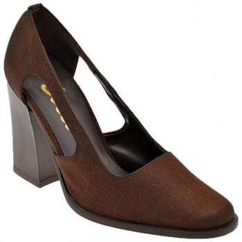 Schuhe Damen Pumps Bocci 1926 OpenCourtSchuhistT.95plateauschuhe Braun
