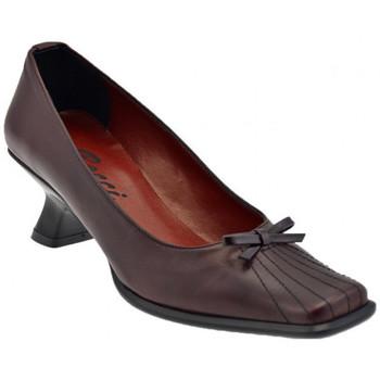 Schuhe Damen Pumps Bocci 1926 Bow T.40 Spool Court Schuh ist plateauschuhe Braun