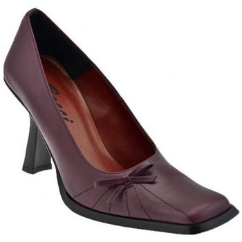 Schuhe Damen Pumps Bocci 1926 Bow T.90 Court Schuh ist plateauschuhe Violett
